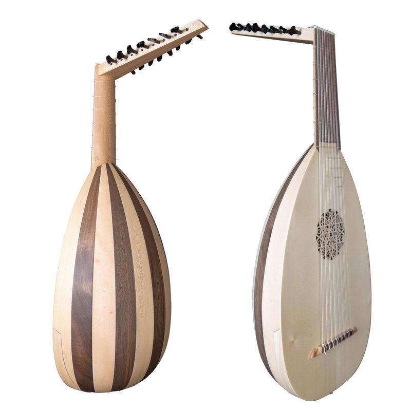 Renaissance Lute 15 strings Folkfriends + BAG