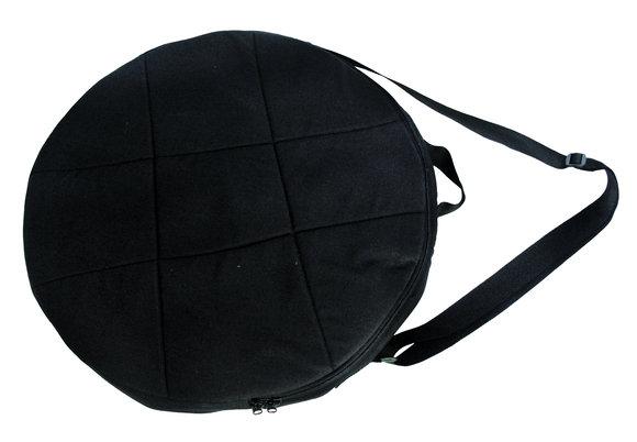 Didgehorn/Spiraldidge-Tasche für Maori Didge (schwarz)