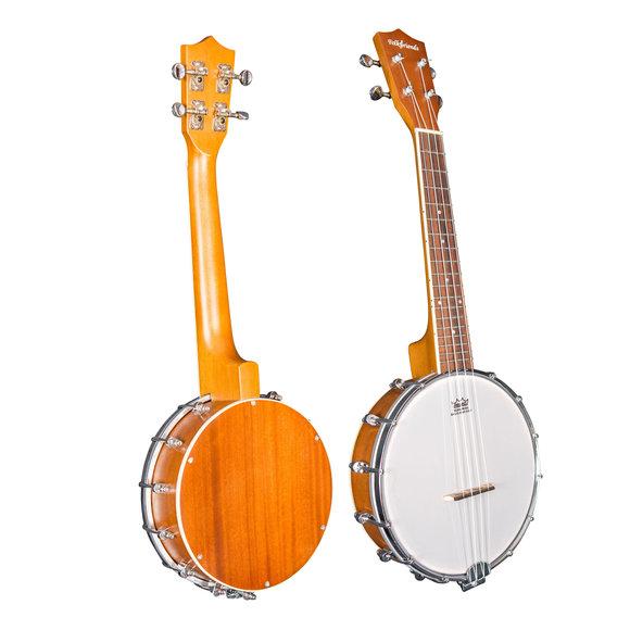 Ukulele Banjo By FOLKFRIENDS