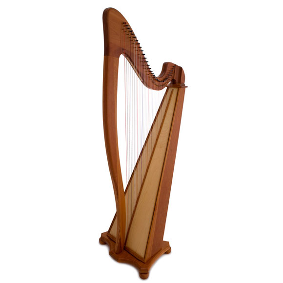 Bauplan Regency Harfe