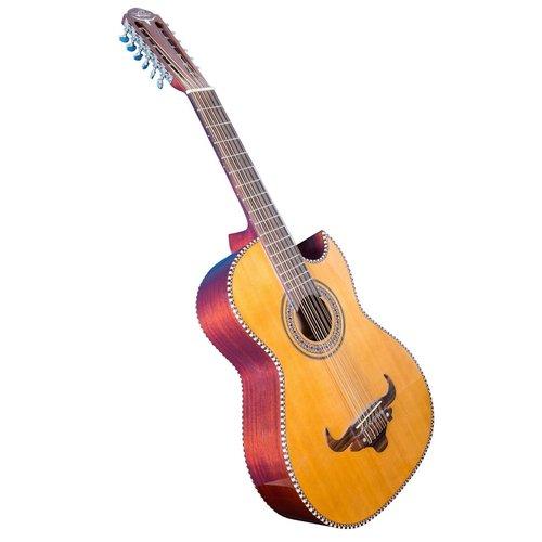 OSCAR SCHMIDT OH50S Bajo Sexto Gitarre - OUGENWEIDE Nachlass