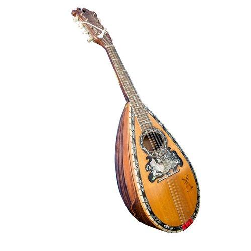 italienische Mandoline mit Rundkorpus - OUGENWEIDE Nachlass