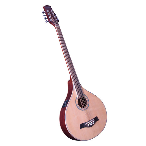 halbakustisches Mandoloncello / Mandocello - Stage Version