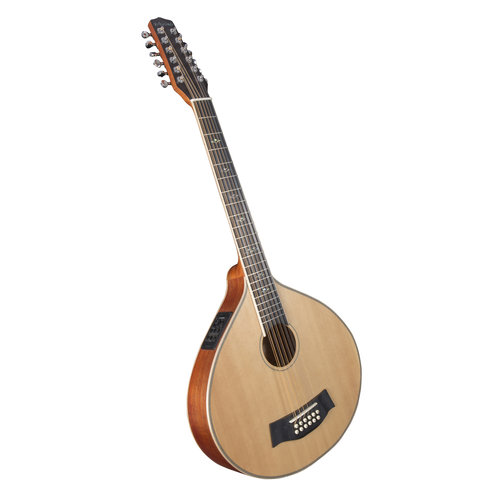 Guitarcittern 12 String - with pickup
