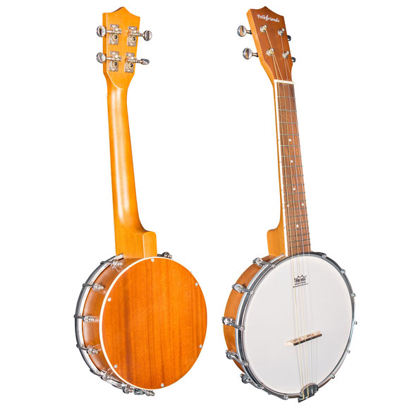 Ukulele Banjo By FOLKFRIENDS