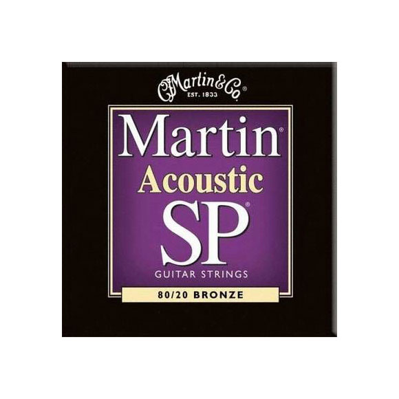 Martin SP - Custom Light 0.11 Bronze - Saiten