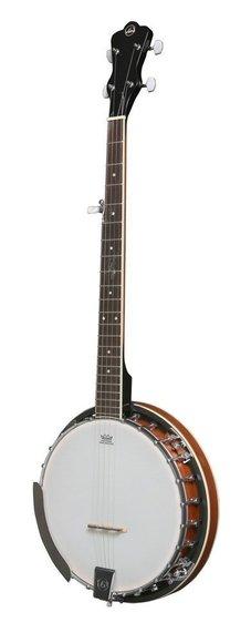 5-string Banjo VGS Economy mit Koffer