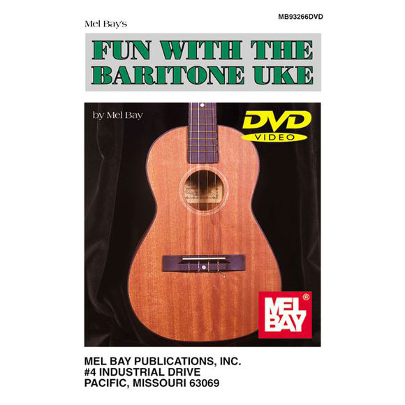 Fun with the Baritone Uke - DVD
