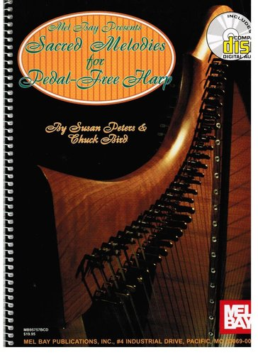 Sacred Melodies for Pedal-Free Harp