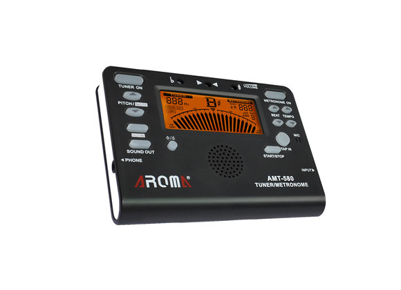 2in1 Allround-tuner with metronome AMT-580