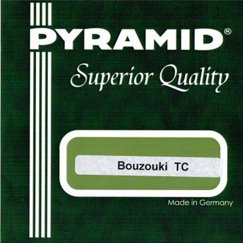 Saiten für Trinity Style Bouzouki Pyramid - starke Spannung