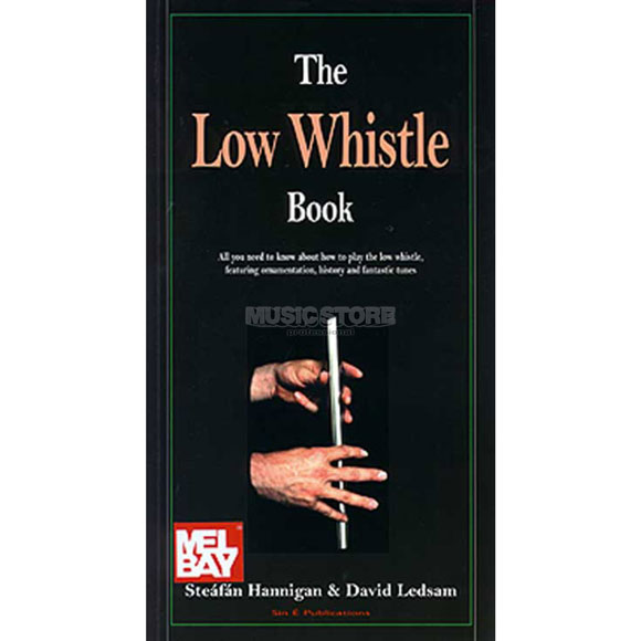 The Low Whistle Book - Set Noten+CD