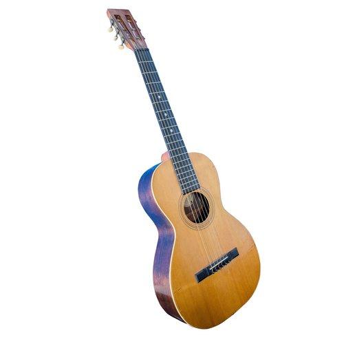 Washburn Parlour Gitarre von 1897 - OUGENWEIDE Nachlass