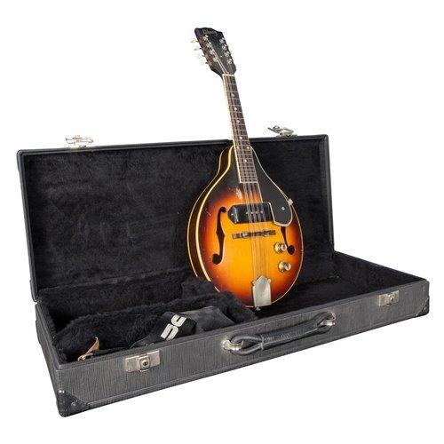 Gibson Mandoline ME150 von 1918/19 - OUGENWEIDE Nachlass