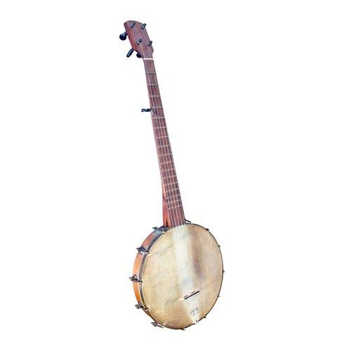 Banjo 5-saitig, echt antik von 1899! - OUGENWEIDE Nachlass