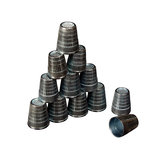 Washboard thimble set, medium
