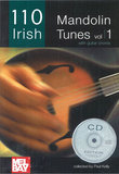 110 Irish Mandolin Tunes, Volume 1 Book/CD Set