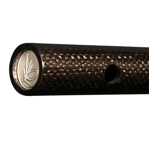 Carbony Irish Flute In D Aus Carbonfiber Video De