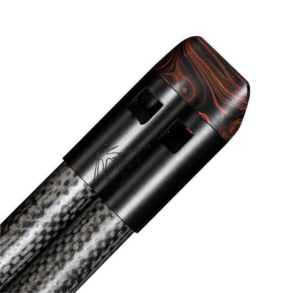 Carbony Double Whistle In C Aus Carbonfiber De